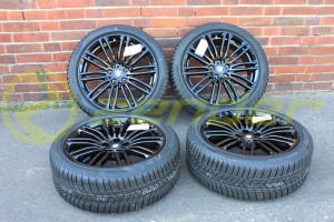 BMW 5 G30 G31 NOWE KOLA ZIMOWE Double Spoke 664M
