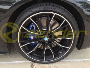 "BMW 5 G30 G31 KOMPLETNE KOŁA LETNIE 20"" M Performance Double Spoke 669M  z RDC"