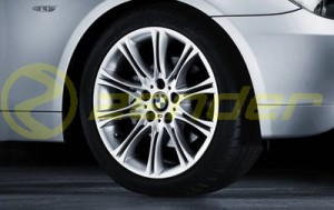 BMW 5 E60 E61 KOMPLETNE KOŁA LETNIE 18 M Double Spoke 135
